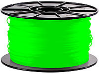 "FreeSculpt ABS-Filament für 3D-Drucker ""Glow-in-the-dark"", 1 kg, grün"