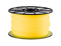 "FreeSculpt ABS-Filament für 3D-Drucker ""Glow-in-the-dark"", 1kg, gelb"